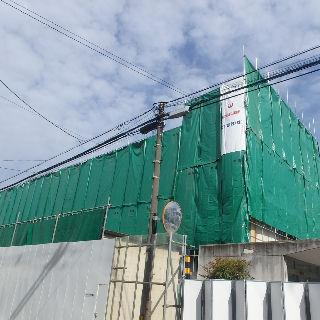 旧荒川庁舎解体工事①
