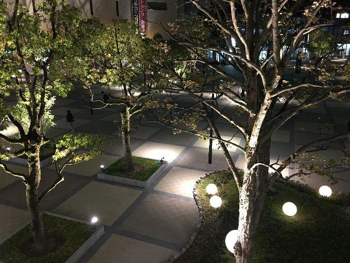 名谷駅前広場(兵庫県神戸市須磨区)