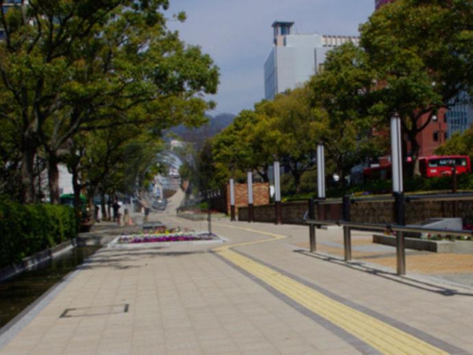 フラワーロード(兵庫県神戸市中央区)