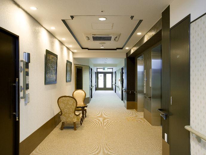 5階EVホール
