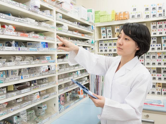 ★患者さまごとに適切なお薬を処方しております!