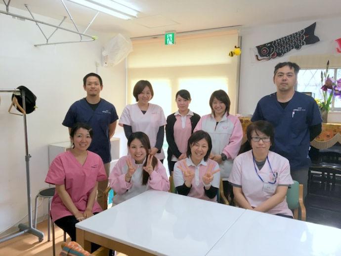 訪問看護のスタッフ