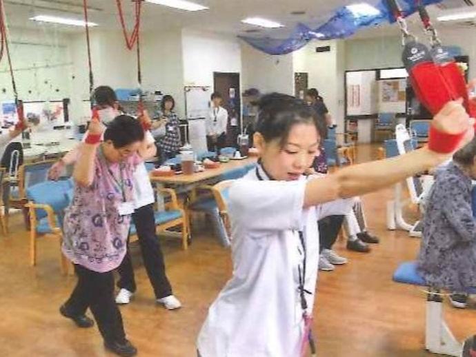 レッドコード|青山第二病院通所リハビリテーション