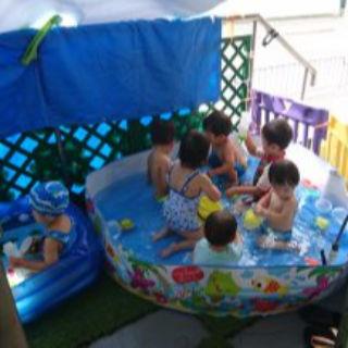 【夏】プール遊び