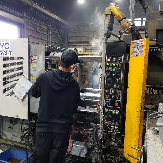 鋳造技術者
