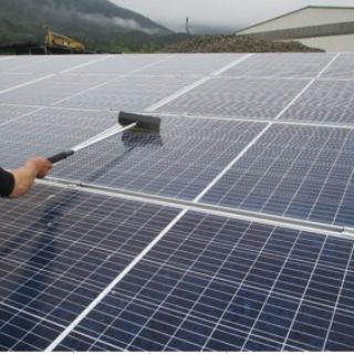 ■太陽光メンテナンス・清掃