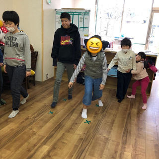 集団生活への適応訓練