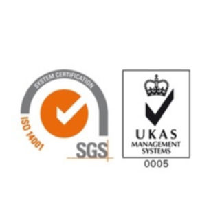 ISO14001:2015取得