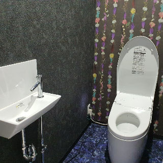 トイレが綺麗な職場環境
