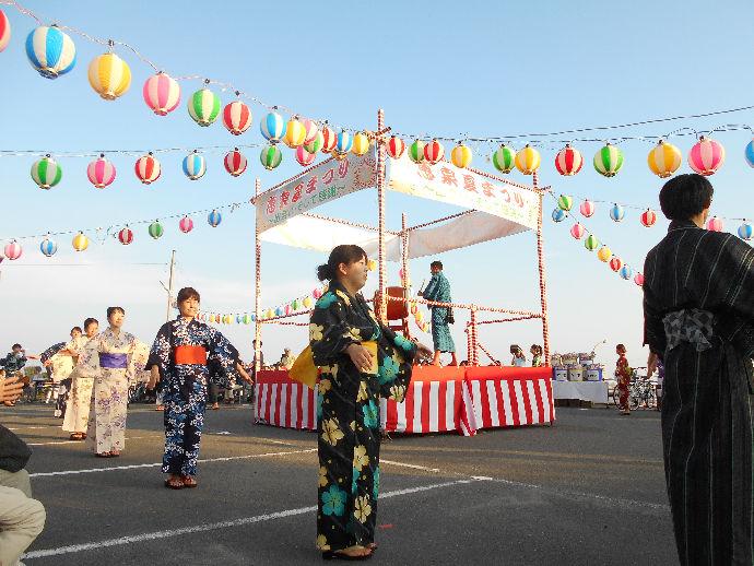 恵泉夏祭り