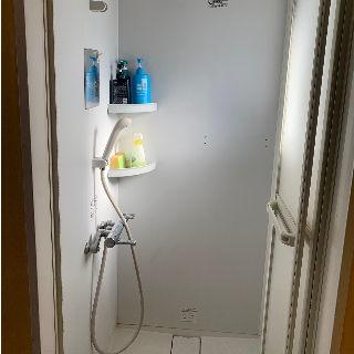 シャワー室完備!